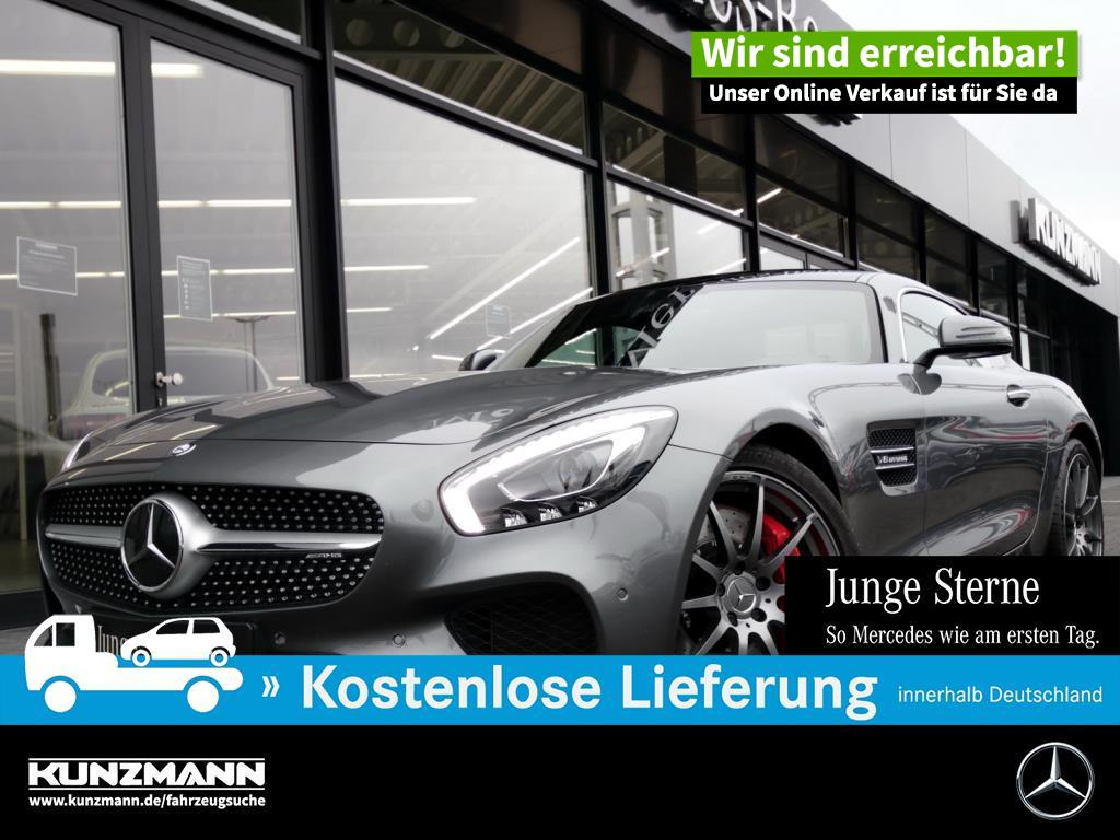 Mercedes-Benz AMG GT S Designo Comand LED Panorama Distronic, Jahr 2016, Benzin
