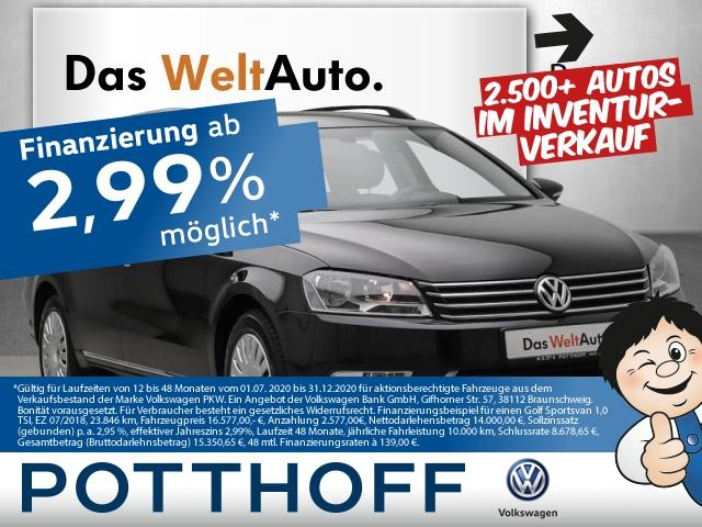 Volkswagen Passat Variant 1.4 TSI BMT Comfortline Business, Jahr 2013, Benzin