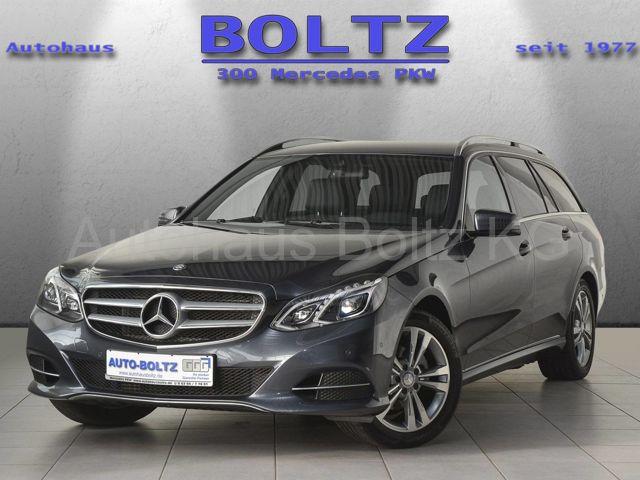 Mercedes-Benz E 200 CGI Avantgard Navi Parkass LED ILS SHZ, Jahr 2014, Benzin