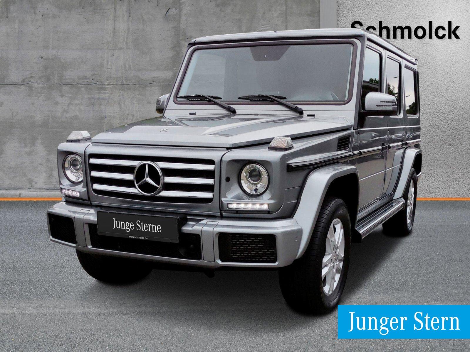 Mercedes-Benz G 350 d COMAND/DSTR/SHD/KAMERA/AHK/TOTW/HARMAN++, Jahr 2017, Diesel