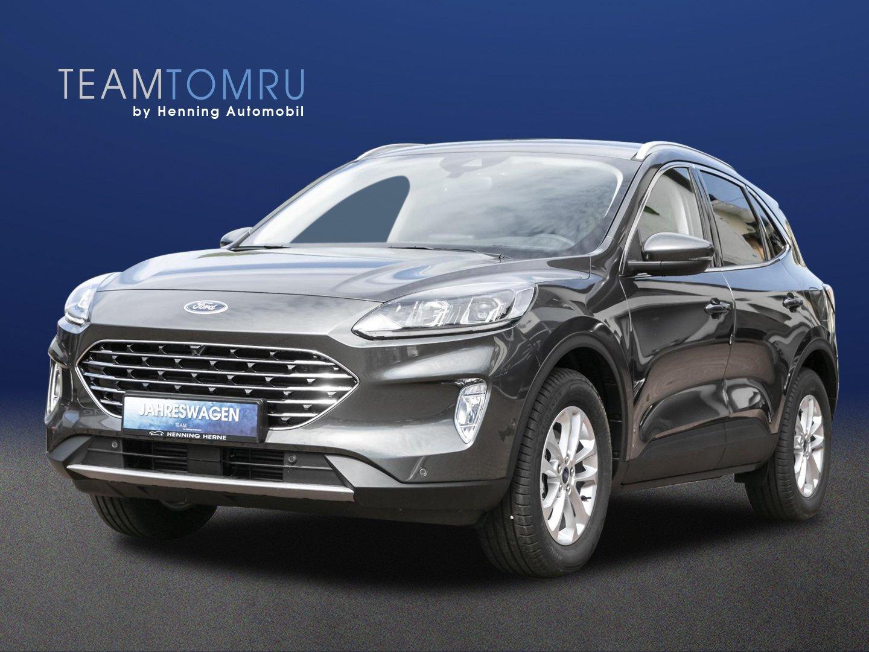 Ford Kuga 1.5 EcoBoost Titanium-Navi-PTS-Winterp.-, Jahr 2020, Benzin