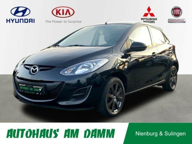 Mazda 2 Lim. 1.3 Iro / Garantie / Checkheft / CD, Jahr 2014, Benzin
