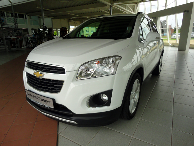 Chevrolet Trax 2.4 LT 4x4, Jahr 2013, Benzin