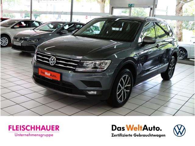 Volkswagen Tiguan Allspace Comfortline 1.5 TSI ACT KLIMA SHZ PDC, Jahr 2020, Benzin