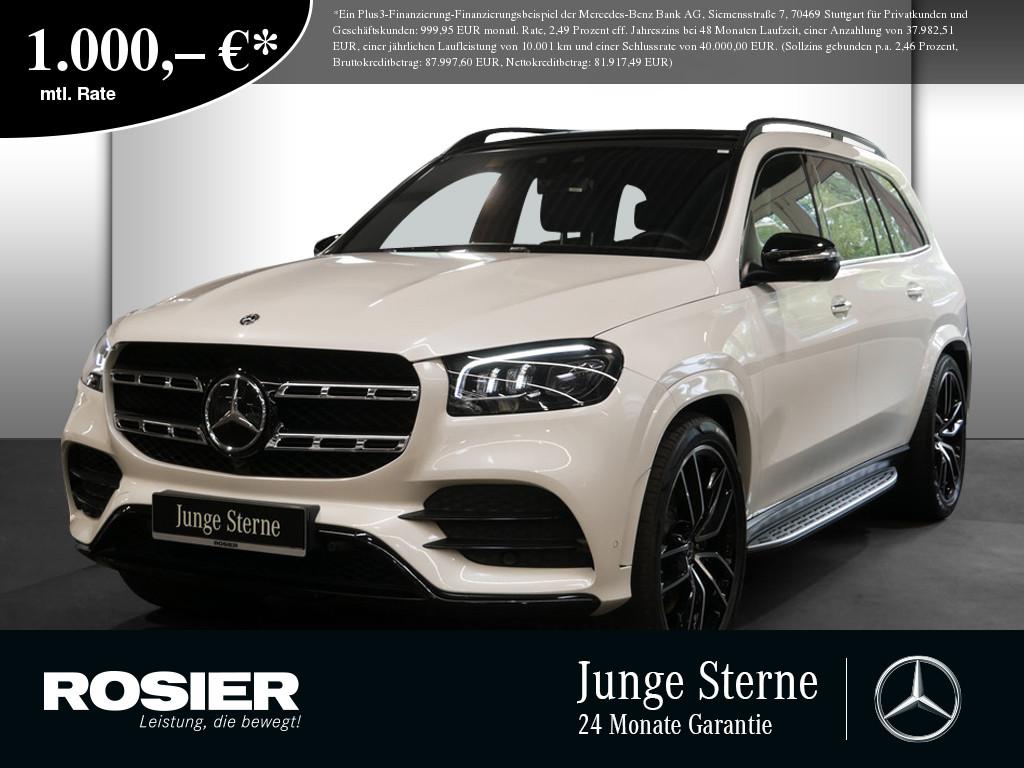Mercedes-Benz GLS 400 finanzieren