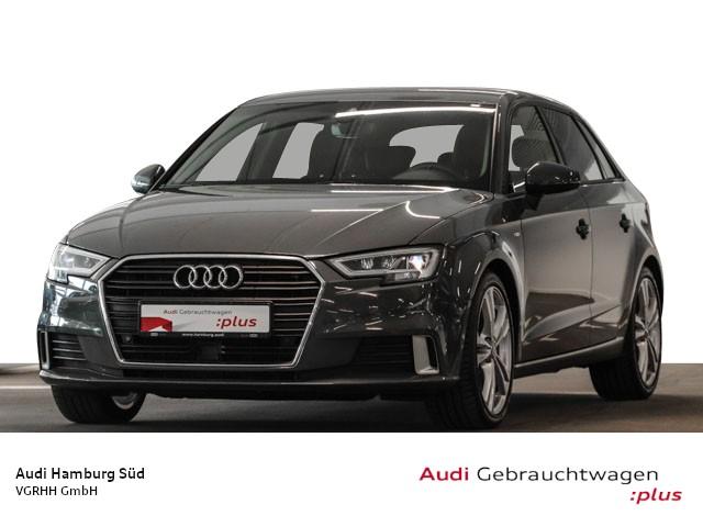 Audi A3 Sportback 2.0 TDI S tronic S LINE/NAVI/LED/ACC, Jahr 2018, Diesel