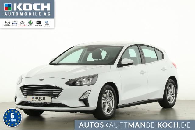 Ford Focus 1.0 EcoBoost Trend Klimaat. Winterp. LM SHZ, Jahr 2020, Benzin