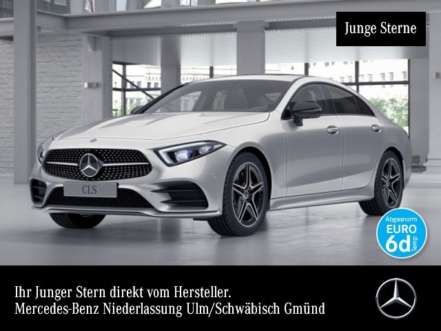 Mercedes-Benz CLS 300 d AMG DISTRONIC MULTIBEAM NIGHT SHD 360°, Jahr 2019, Diesel