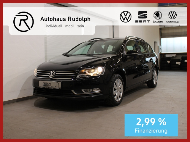 Volkswagen Passat Variant 1.4 TSI Trendline / CD ParkPilot, Jahr 2014, Benzin