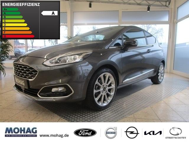 Ford Fiesta Vignale 1.0l *Klima-Navi-PDC* -Euro 6-, Jahr 2018, Benzin