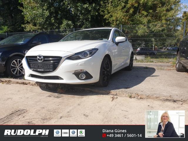 Mazda 3 Sports-Line 2.2 SKYACTIV-D 150 BM, Jahr 2014, Diesel