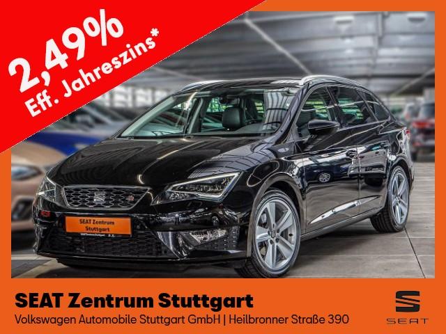 Seat Leon Sportstourer FR 1.4 TSI 110 Kw, Jahr 2016, Benzin