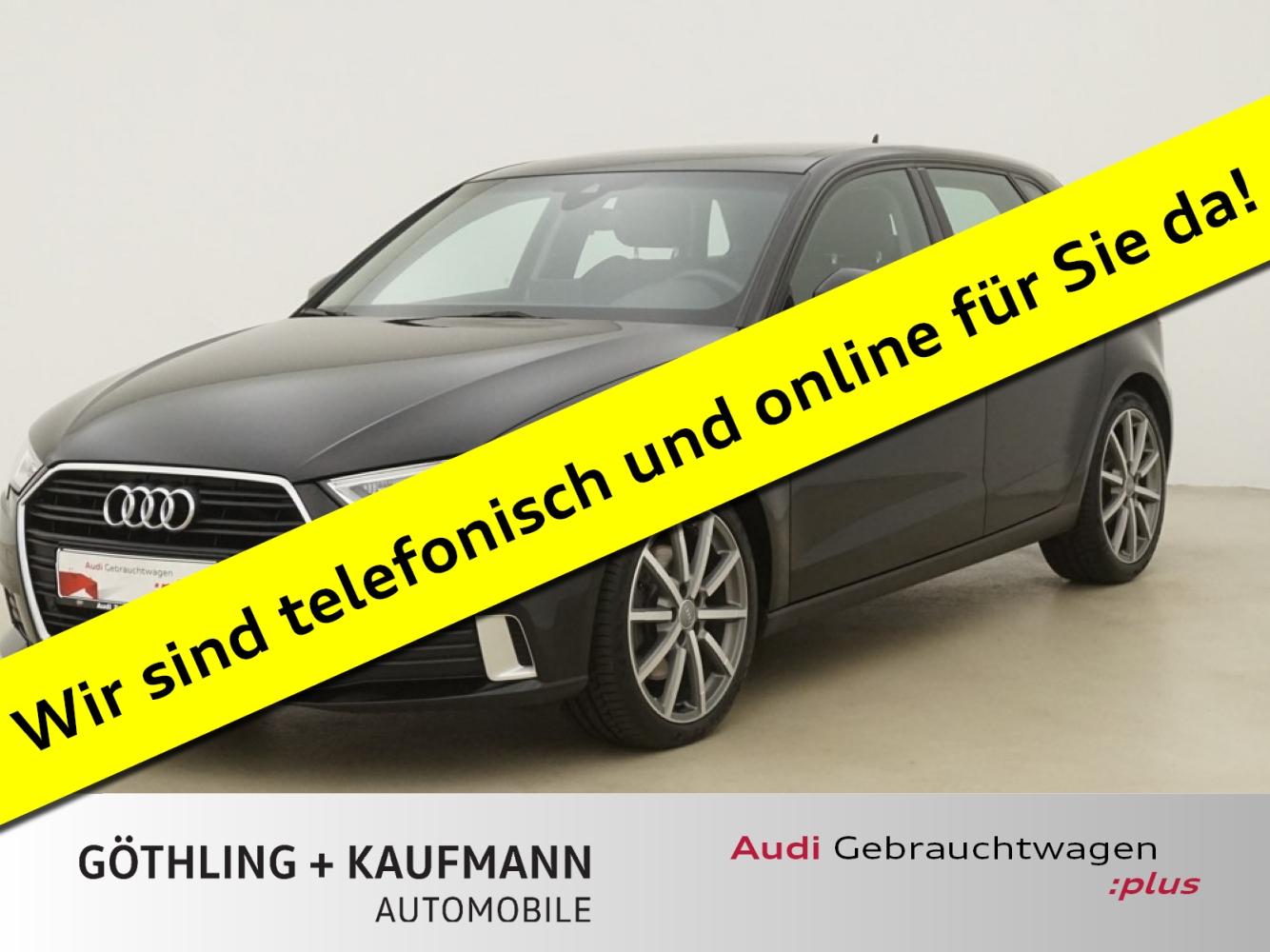 Audi A3 Sportback 2.0 TDI S tro. 110 kW*ACC*magnetic*, Jahr 2017, Diesel