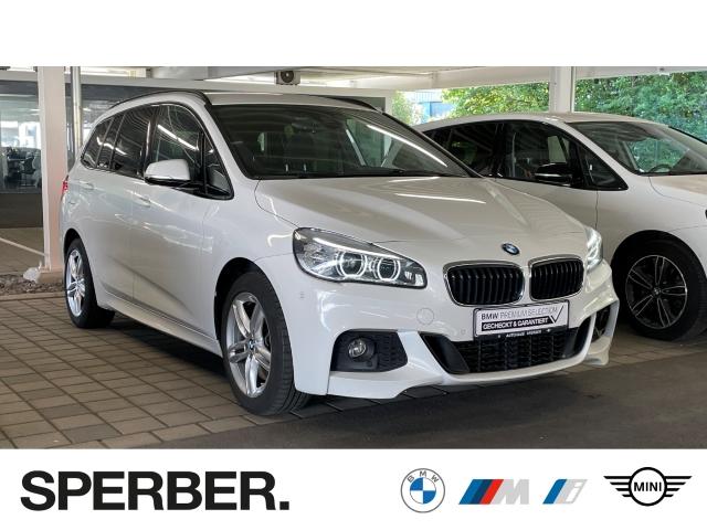 BMW 220 Gran Tourer d,M-Sport,LED,Navigation,AHK,ACC,PDC, Keyless uvm., Jahr 2017, Diesel