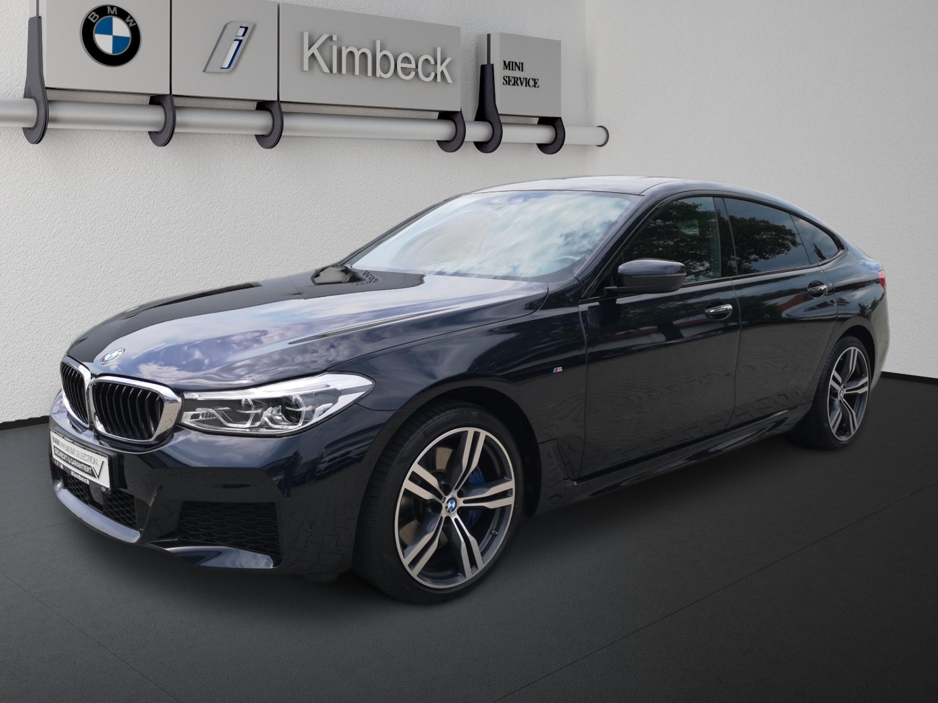 BMW 640i xDrive Limousine M SPORT VOLLAUSSTATTUNG, Jahr 2017, Benzin