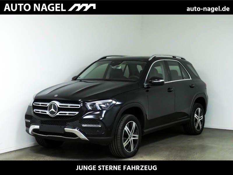 Mercedes-Benz GLE 400 d 4M Exclusive LUFTF.+PANO+AHK+360°+NAVI, Jahr 2020, Diesel