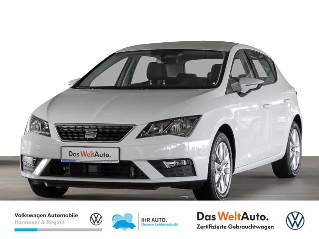 Seat Leon 1.5 TSI Style Navi AHK GRA Klima, Jahr 2019, Benzin