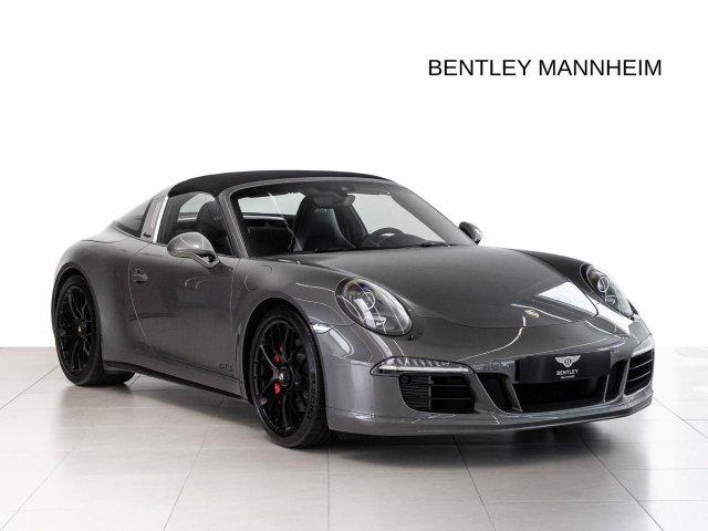 Porsche Porsche 911 Targa 4 GTS - Sport-Chrono-Paket, Jahr 2015, Benzin