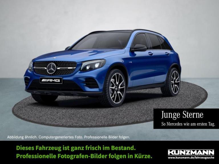 Mercedes-Benz GLC 43 AMG 4M Night Comand LED Kamera Panorama, Jahr 2016, Benzin