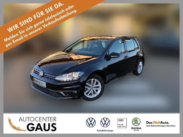 Volkswagen Golf VII Trendline 1.5 TSI Klima GRA, Jahr 2020, Benzin