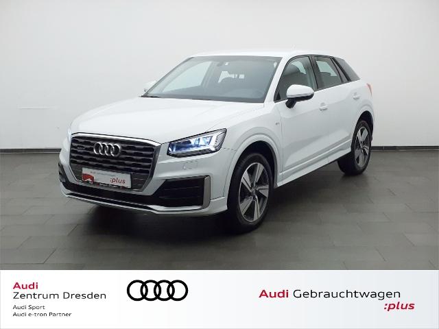 Audi Q2 2.0 TDI quattro S-line S tronic/LED SW, Jahr 2018, Diesel