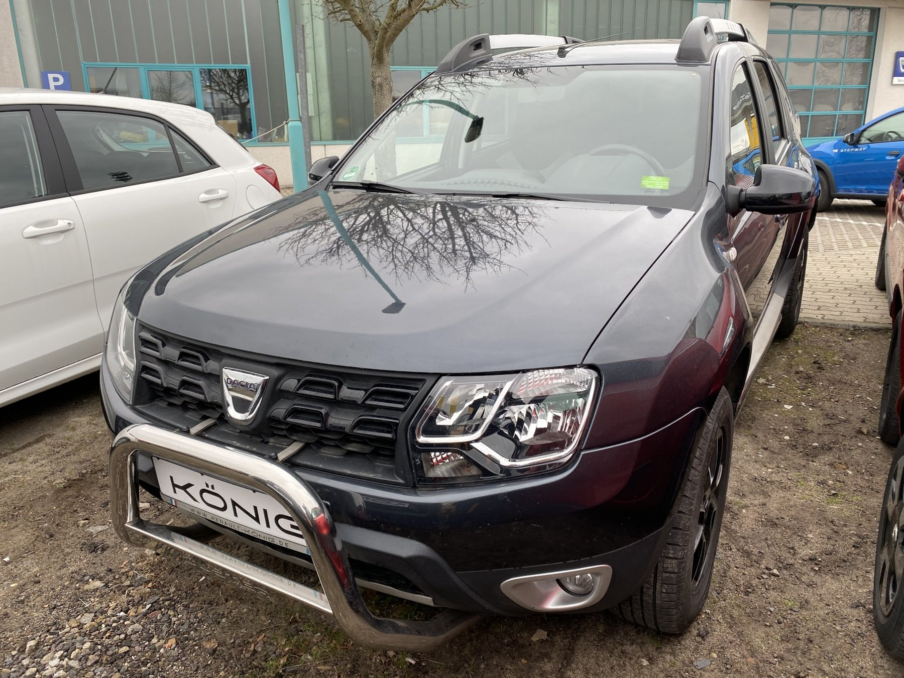 Dacia Duster 1.2 TCe 125 BLACKSCHADOW 4x4 Klimaanlage, Jahr 2018, Benzin