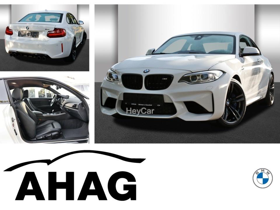 BMW M2 Coupe M DKG Navi Prof. M Drivers Package PDC, Jahr 2017, Benzin