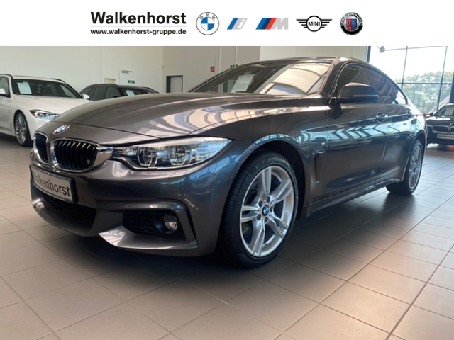 BMW 430 Gran Coupe d xDrive M Sportpaket Panorama Leder RFK adap. LED, Jahr 2017, Diesel