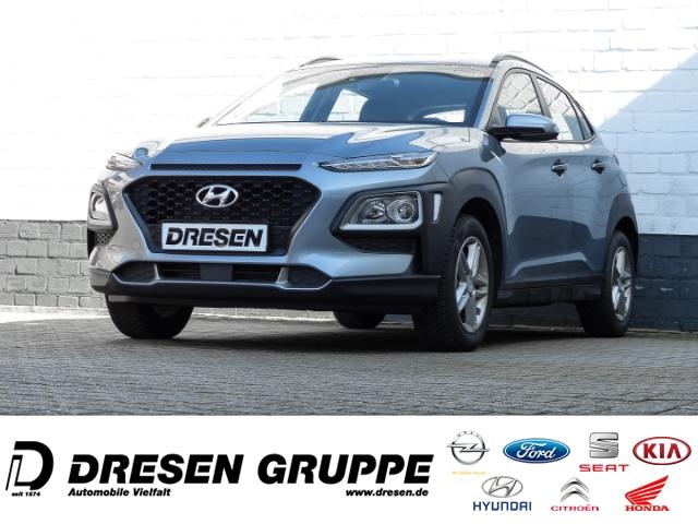 Hyundai Kona Trend 1.0 T *NAVIGATION* RÜCKFAHRKAMERA SITZHEIZUNG, Jahr 2019, Benzin
