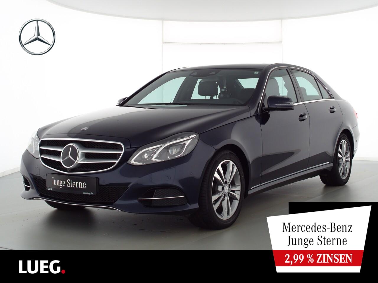 Mercedes-Benz E 350 BT Avantgarde+COM+SHD+Burm+LED+Sitzkl+360°, Jahr 2016, Diesel