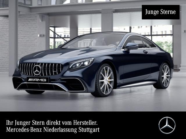 Mercedes-Benz S 63 AMG 4M+ Coupé ExklPaket Keramik Swarovski, Jahr 2018, Benzin