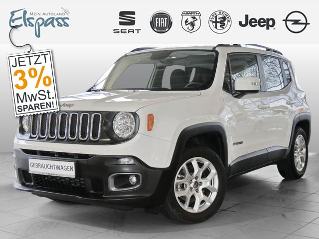 Jeep Renegade Longitude NAVI TEMP TEL.-VORB., Jahr 2017, Benzin