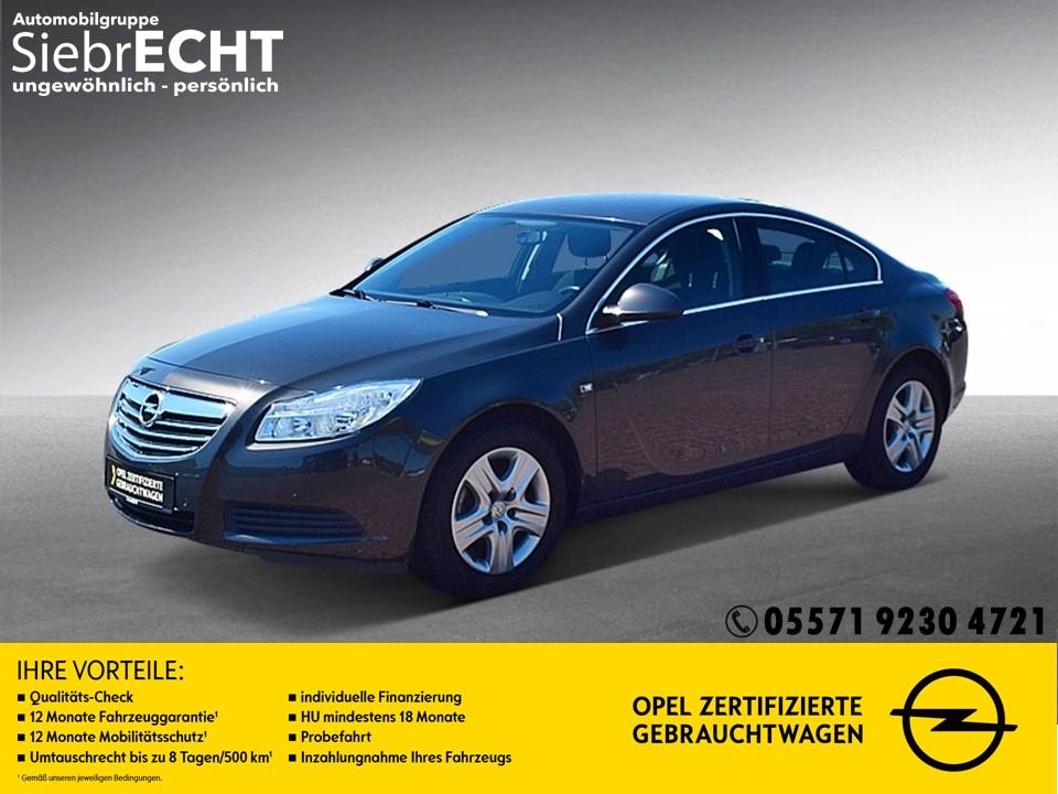 Opel Insignia A 1.8 Edition*NAVI*Bluetooth*, Jahr 2013, Benzin