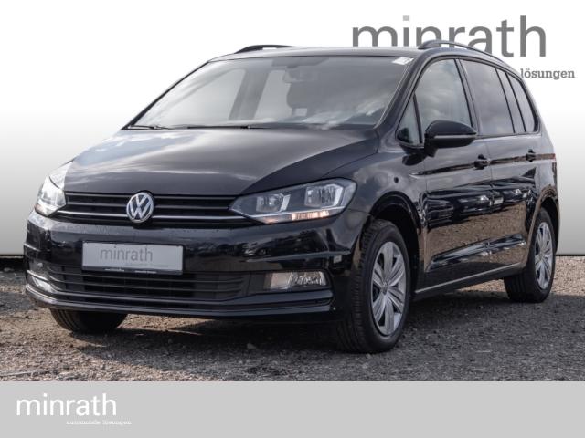Volkswagen Touran Trendline BMT 1.6 TDI Navi PDC, Jahr 2017, Diesel