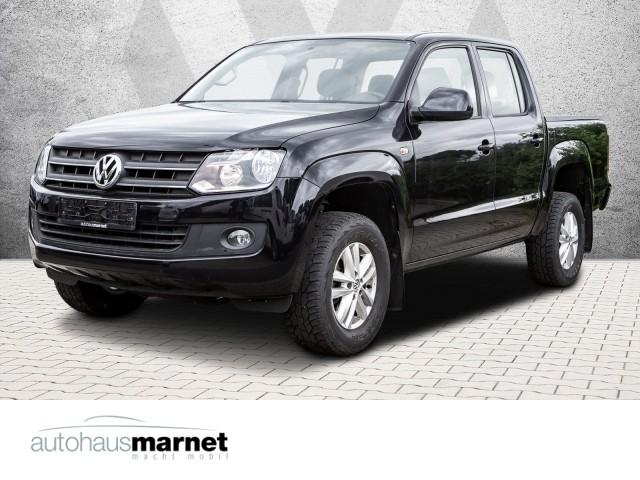 Volkswagen Amarok DoubleCab Trendline 2,0 TDI, AHK, Klima, Zusatzheizung, Multifunktionslederlenkrad, Jahr 2015, Diesel