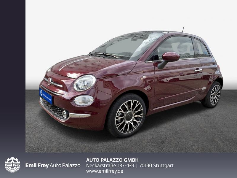 Fiat 500 1.0 Hybrid Star 70PS, Jahr 2021, Hybrid