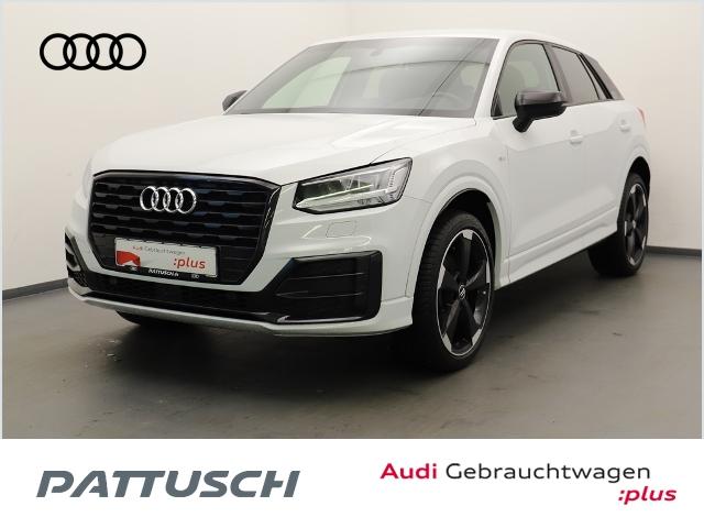 Audi Q2 1.4 TFSI sport LED DAB Navi magnetic ride, Jahr 2017, Benzin