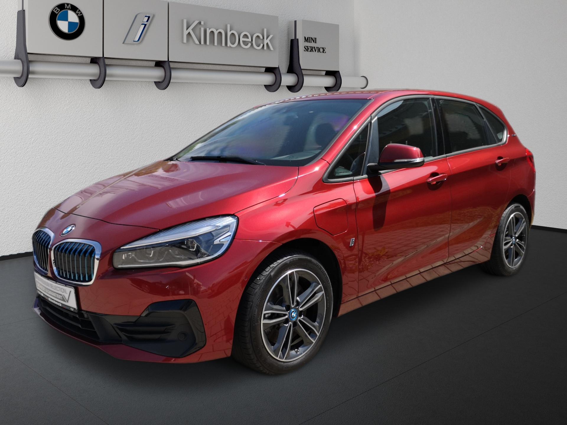 BMW 225xe iPerformance Sport Line Navi DrivingAss., Jahr 2018, Hybrid