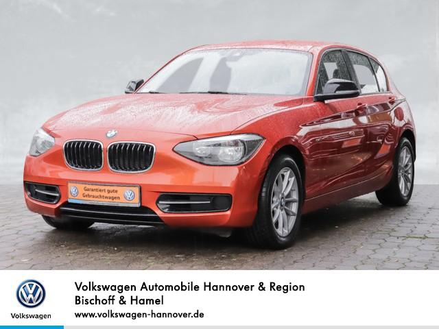 BMW 120d 1-er 120d Navi Klima, Jahr 2014, diesel