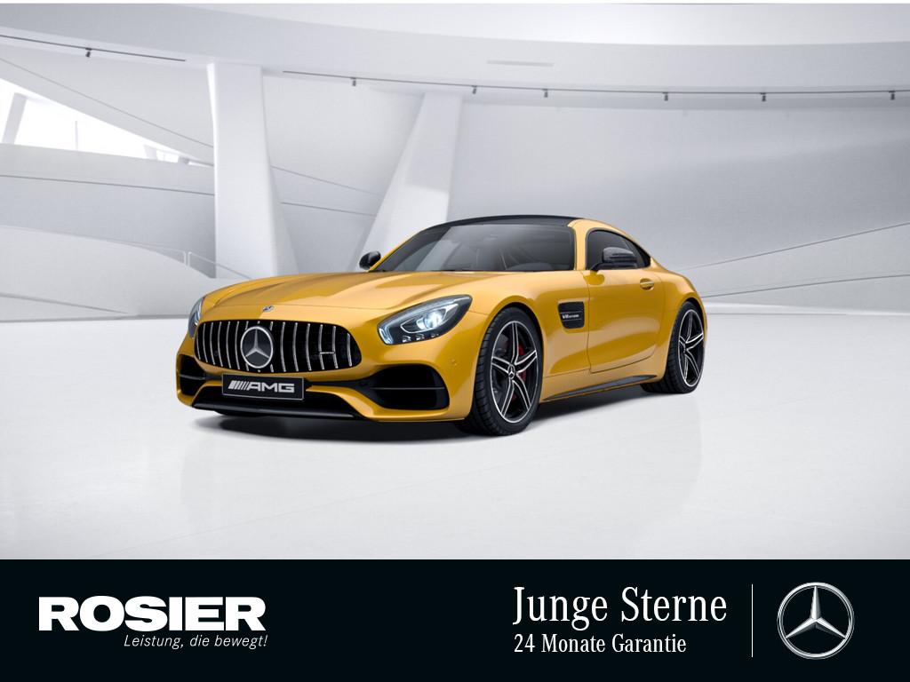 Mercedes-Benz AMG GT C, Jahr 2018, Benzin