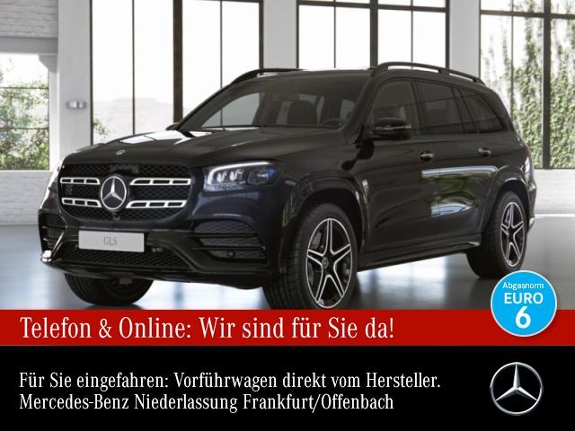 Mercedes-Benz GLS 400 d 4M AMG WideScreen 360° Multibeam SHD, Jahr 2021, Diesel