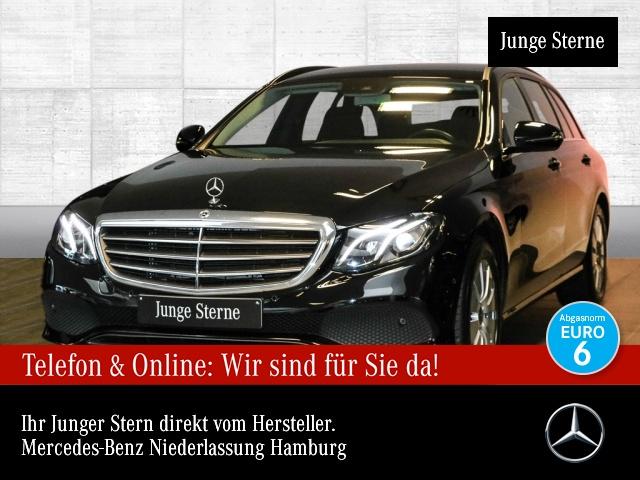Mercedes-Benz E 220 d T COMAND LED Kamera PTS Easy-Pack Sitzh, Jahr 2018, Diesel
