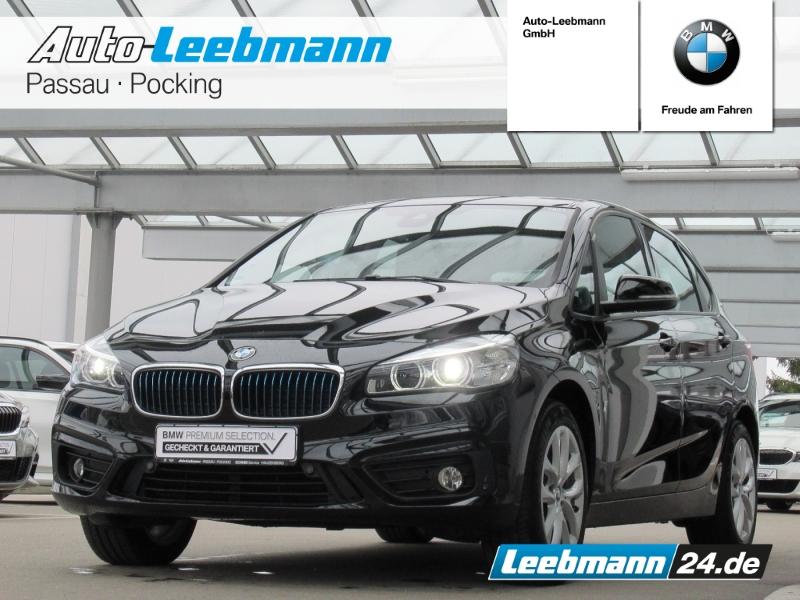 BMW 225xe Active Tourer Adv.PANORAMA 2 JAHRE GARANTI, Jahr 2017, Hybrid
