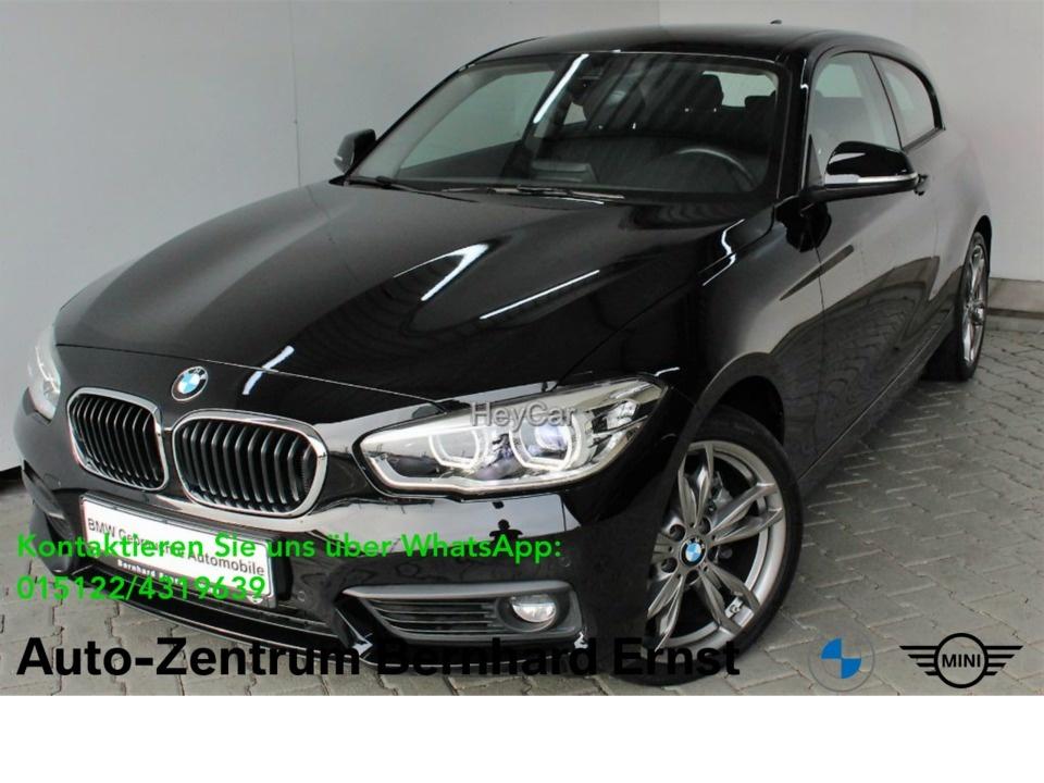 BMW 120i Advantage Navi Business PDC LM Durchlade, Jahr 2017, Benzin