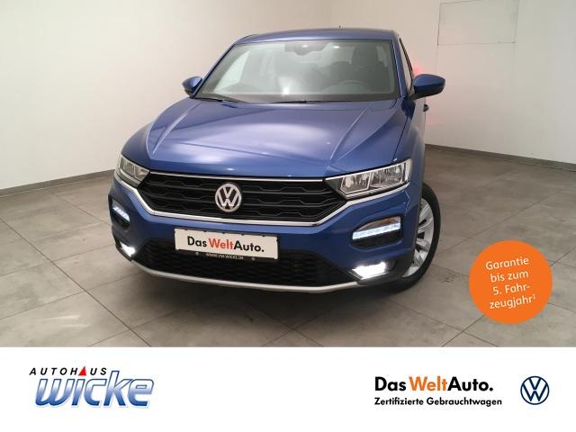 Volkswagen T-ROC 1.5 TSI Sport ACC Klima Navi DAB SHZ, Jahr 2020, Benzin