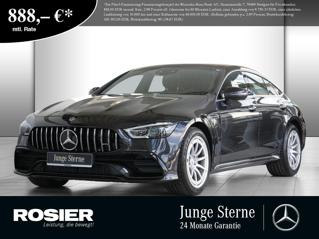 Mercedes-Benz AMG GT 53 4M+, Jahr 2018, Benzin