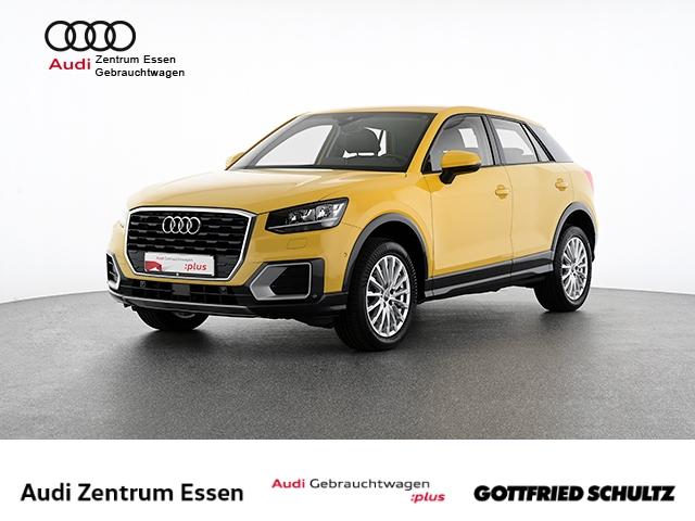 Audi Q2 design 1.4 TFSI S-TRONIC NAV PLUS SHZ VO HI FSE MUFU, Jahr 2017, Benzin