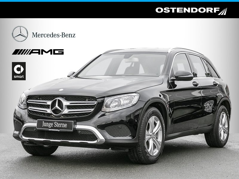 Mercedes-Benz GLC 220 d 4M *Exclusive*Kamera*Navi*Parktronic*, Jahr 2016, diesel