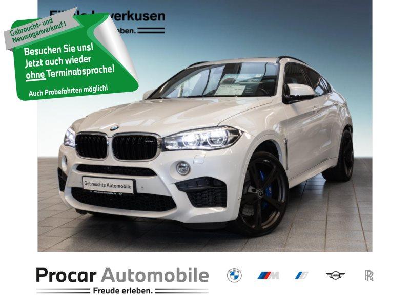 BMW X6 M M Drivers P. Head-Up B&O HiFi DAB LED, Jahr 2018, Benzin