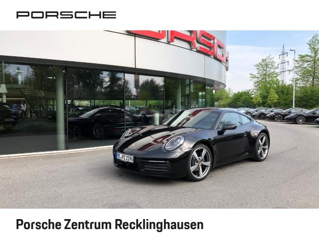 Porsche 992 911 Carrera 4 Leder LED Navi Klimasitze, Jahr 2019, Benzin